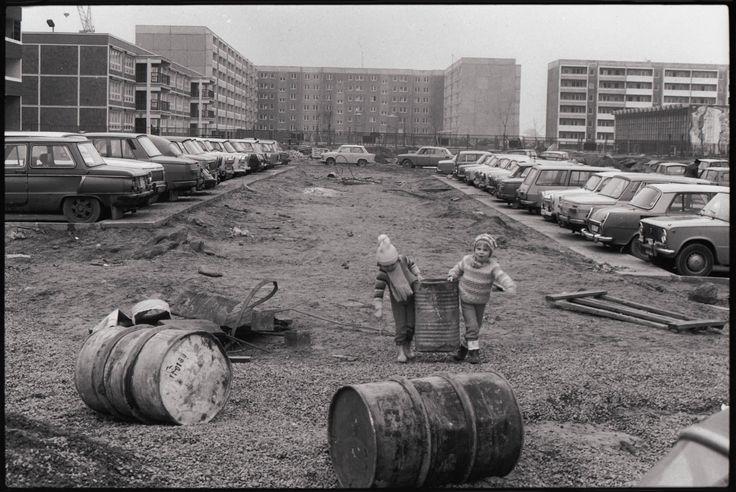 Berlin - Marzahn #WendekinderWendeeltern #DDR