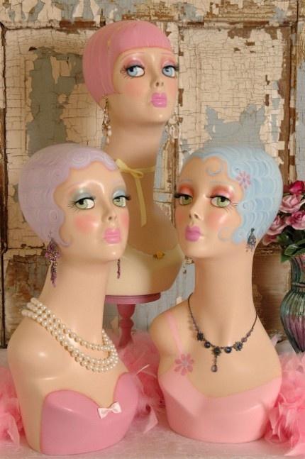 Vintage Mannequin's