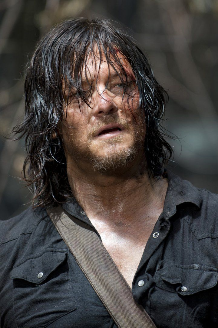 The Walking Dead Cast Actually Looks Pretty Fresh Without the Blood and Grime