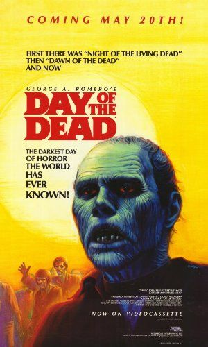 Day of the Dead Poster Movie B 11x17 Lori Cardille Terry Alexander Joe Pilato Jarlath Conroy