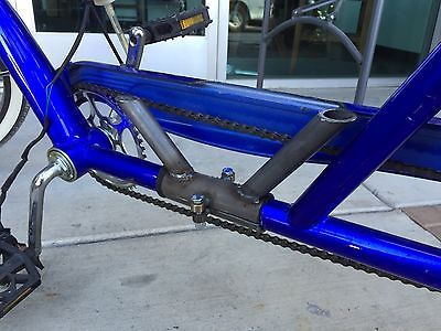 Bicicleta Motorizada estirado Bicicleta Motor Mount Bracket 49cc 80cc