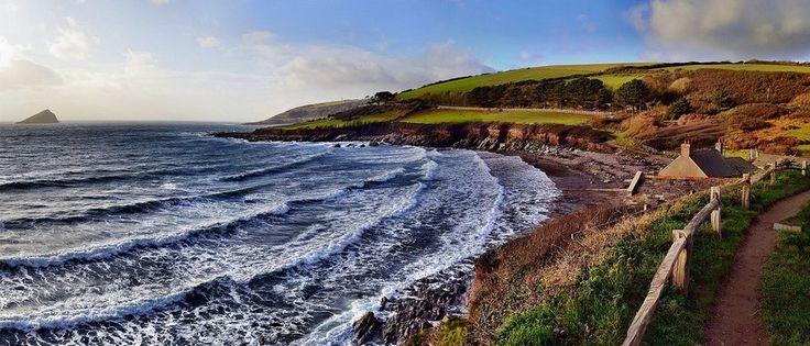 Wembury Bay, Devon. | 21 Gorgeous Panoramic Shots From Around Britain
