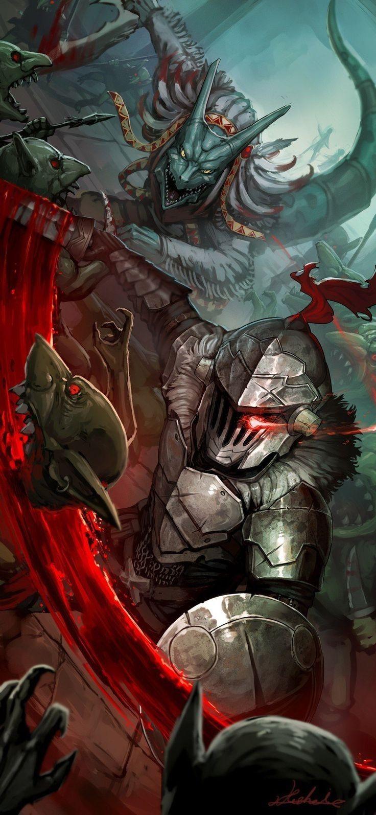 Pin by My Info on Anime Slayer anime, Goblin, Anime