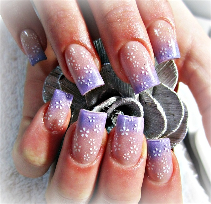 Bring On Spring - Nail Art Gallery