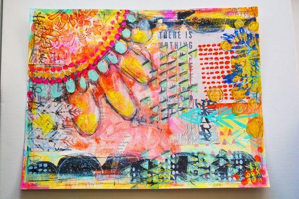 StencilGirl Talk: Welcome NEW StencilGirl Artist Rae Missigman!!