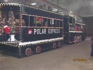 polar express parade float - Bing images