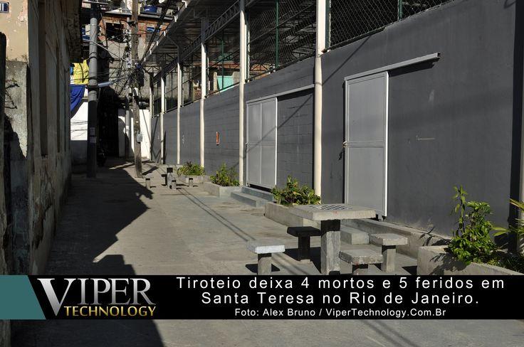 Segundo a Policia, o tiroteio começou quando traficantes da Comunidade do Fallet, também na mesma região, invadiram a Comunidade da Coroa ...  Leia mais em: http://www.vipertechnology.com.br/?p=6679
