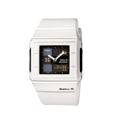 Casio Relógio Baby-G BGA-200-7E2ER (Branco)