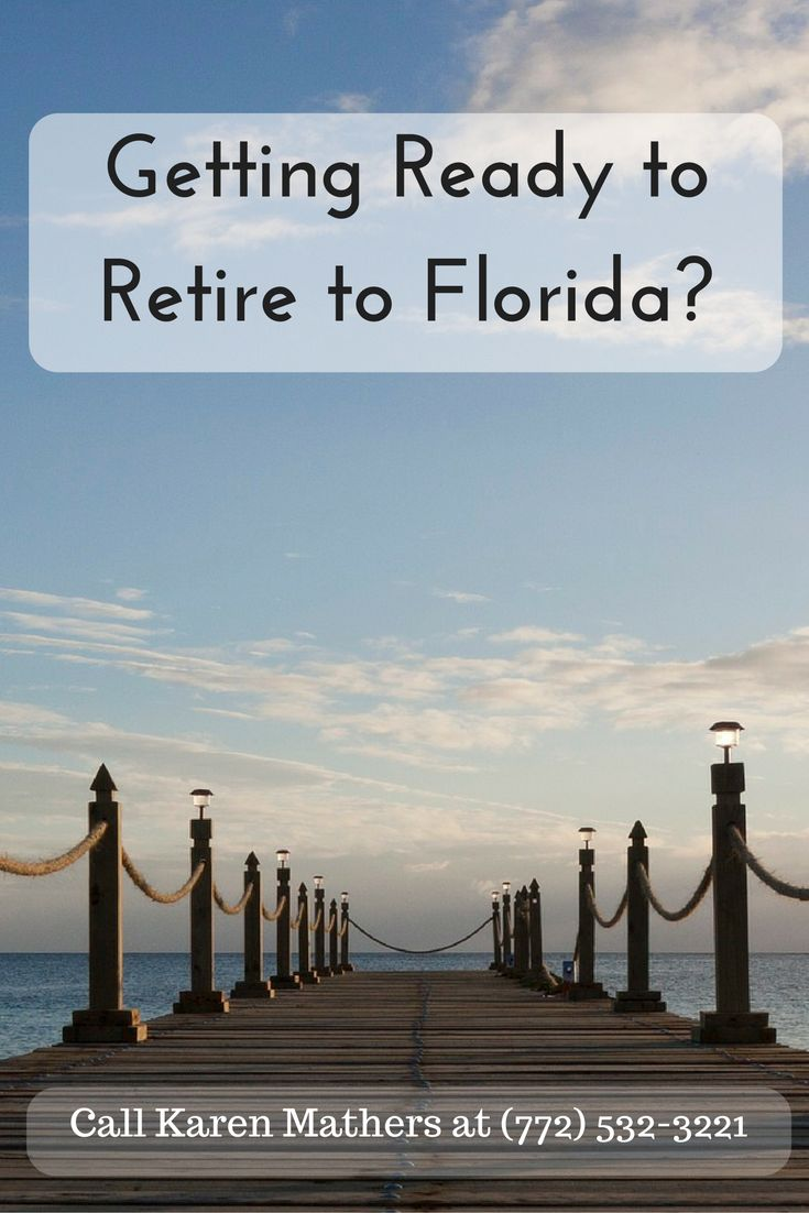 Some Of My Clients Come Here To Purchase A Retirement Home Years Before They Actually Retire Vero Beach