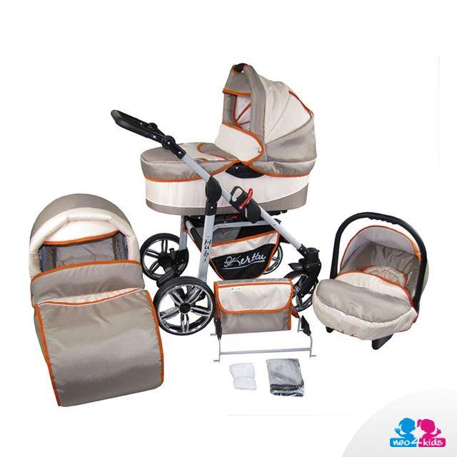 Kombikinderwagen Kombiwagen Buggy HUBI Babyschale Schlafsack Schafswolle #Kombikinderwagen #Kinderwagen #Buggy #Babyschale #kids #kinder