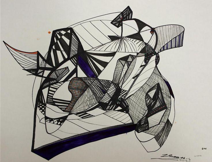 """ ON ""  #art #inspiration #turbo #turboshouse #zaquelinesouras #zsouras"
