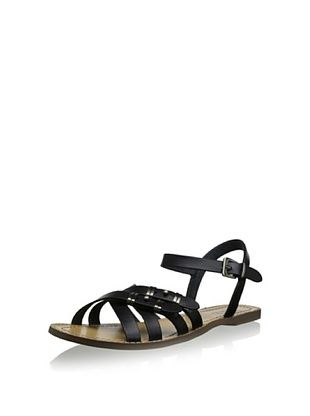 39% OFF Kelsi Dagger Women's Sinergy Gladiator Sandal (Black)