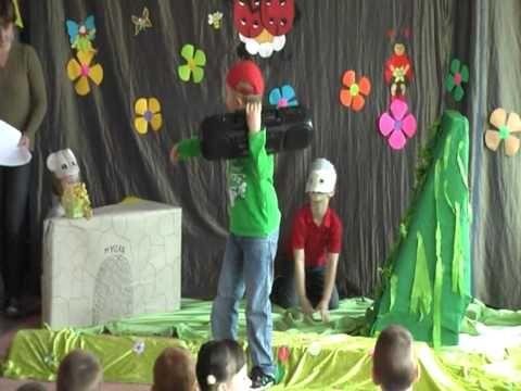 ekologiczne przedstawienie Przedszkole WIKI