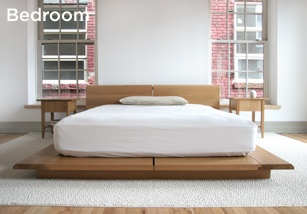 loft king bed  semigoods.com