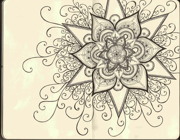 Mandala Designs, harborinthestorm: Another oldie. This is a very...