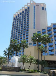 Buena Vista Palace Hotel & Spa - A Downtown Disney Hotel - Stuffed Suitcase