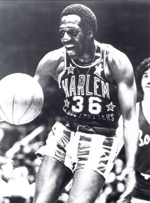 Click the image for the late  Meadowlark Lemon who played in 2,000 games over 22 years with the Harlem Globetrotters I saw him as a child at Reed Field House Western Michigan University Kalamazoo Michigan.Joel York