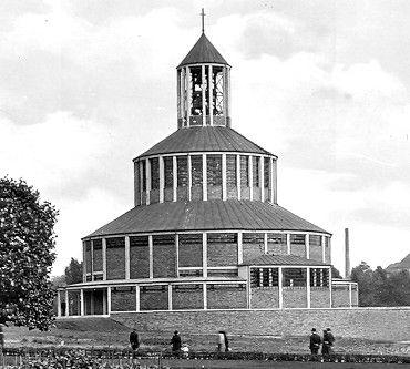 Evang. Auferstehungskirche Otto Bartning