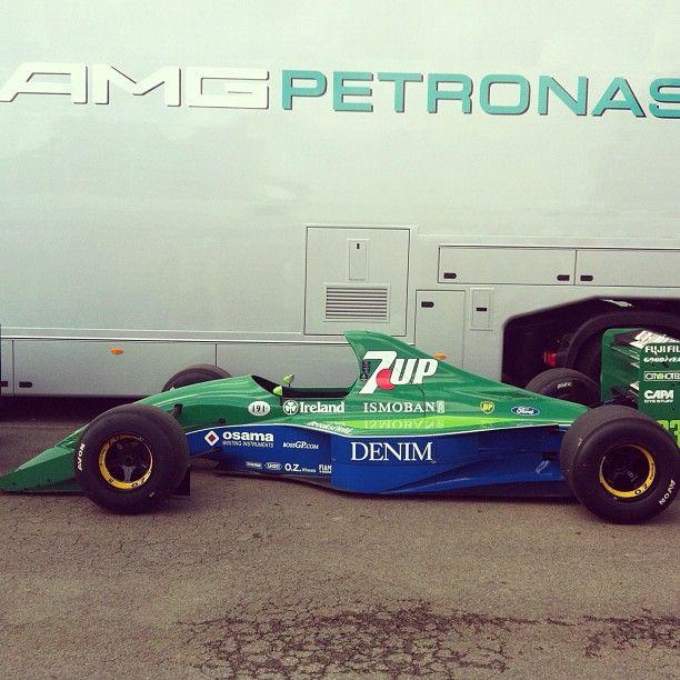 Jordan F1191 #goodwood