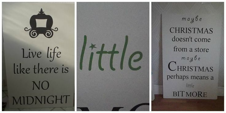 My plaques designed by me and made by Charming ( you can find them on Facebook )