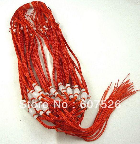 Купить товарJlb 55 см 20 шт. регулируемый ожерелье шнуры с нефрит для своими руками ожерелье кулон ювелирные изделия выводы в категории  на AliExpress.                    Нефрита ожерелье Шнуры Выводы                         Конверсия: 1 мм = 0.0393 дюймов 1 Д