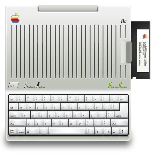 Legend ! Apple IIc, released April 24th, 1984
