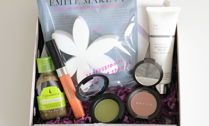 Glossybox: Mothers day  @Glossybox Brasil Sweden