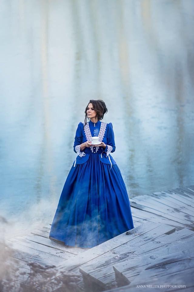 suknia Ulla Couture, biżuteria Biżuteria Thomas - daj się uwieść trendom