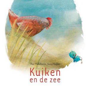 boek 103 | mijn recensie over Thea Dubelaar - Kuiken en de zee | http://www.ikvindlezenleuk.nl/2017/10/dubelaar-kuiken-zee/