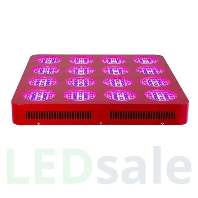 560W LED Kasvatus valo – 4210 Lumen (Punainen) - LED Kasvatusvalot