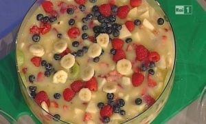 Luisanna Messeri: la ricetta della Crema Tana alla frutta - Blog Pop