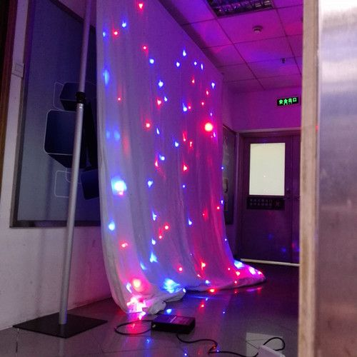 LED Star Curtain On Hot Selling