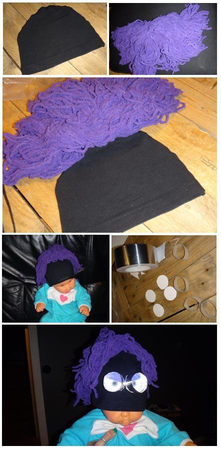 Purple Minions/Minimos Roxos Halloween