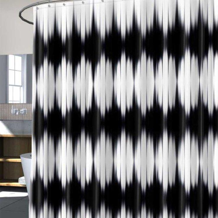 1000 idées sur le thème Rideaux De Douche En Tissu sur Pinterest ...