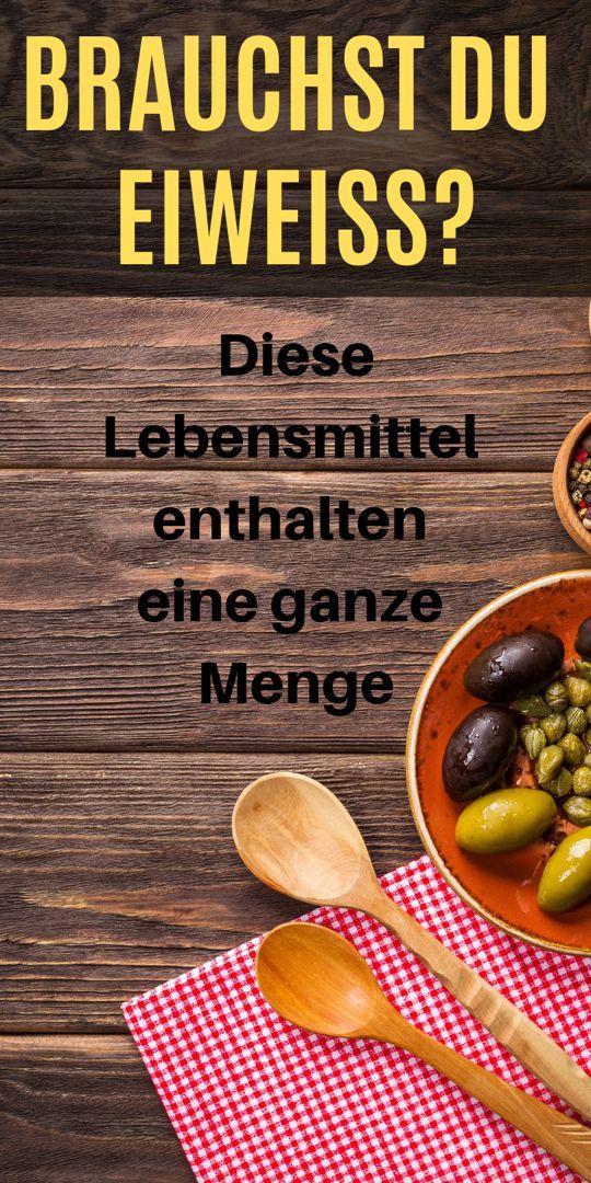 5 Lebensmittel mit viel Eiweiß - Eiweiß lebensmittel..