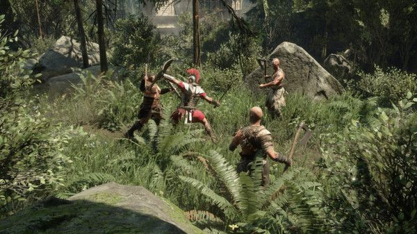 Ryse: Son of Rome on Steam