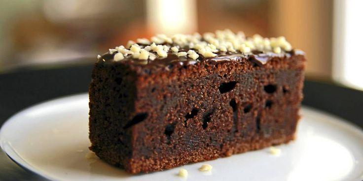 SJOKOLADEKAKE: Vi har en vinner! Her er klikkleserenes beste sjokoladekakeoppskrift!