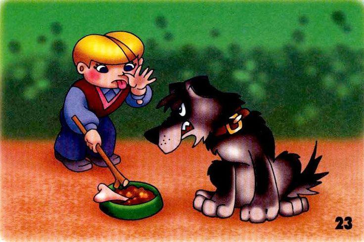 dráždiť psa