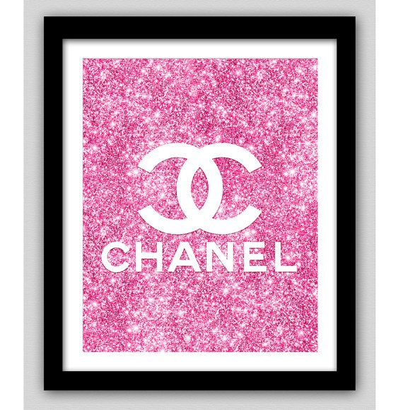 Exceptional image with free printable chanel logo