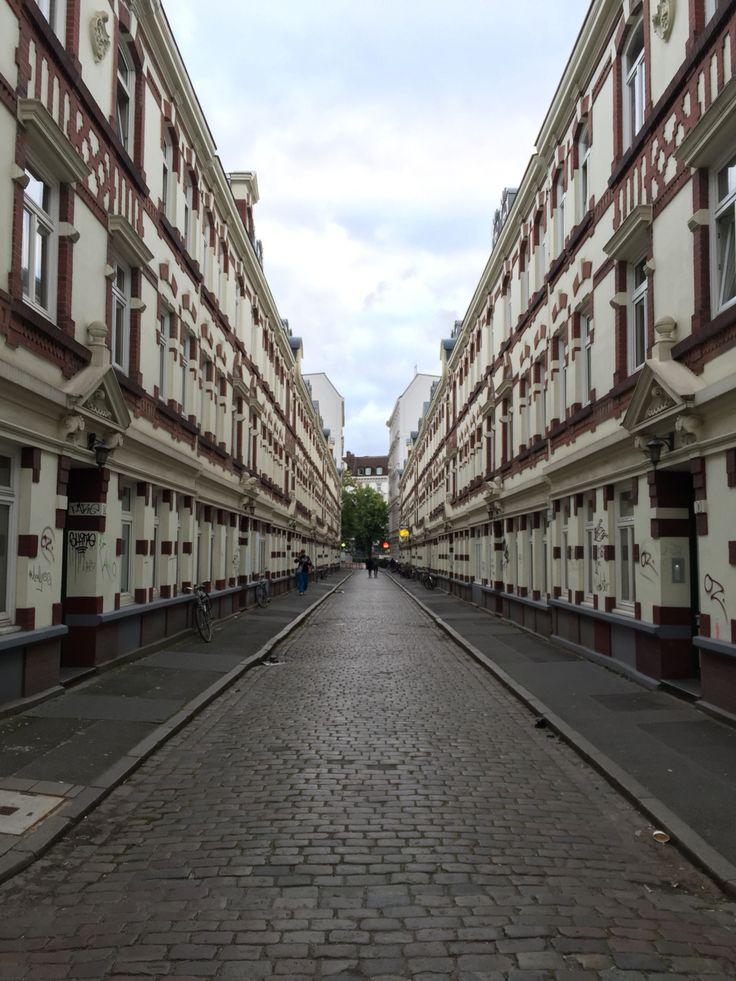 beckstrasse #architecture in Hamburg worth seeing