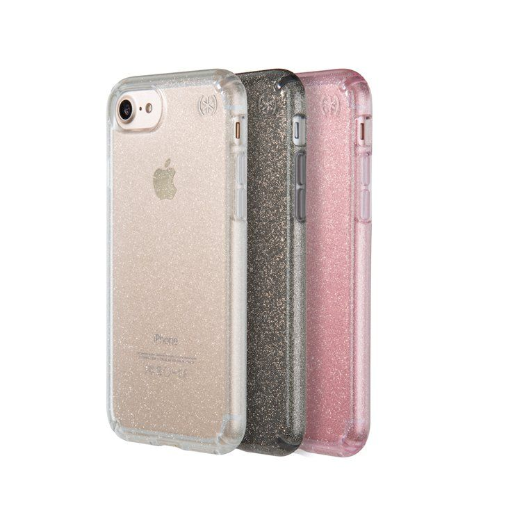 20+ Dazzling Cases to Protect Your iPhone 7  Speck Presidio Glitter and Clear Cases ($45)