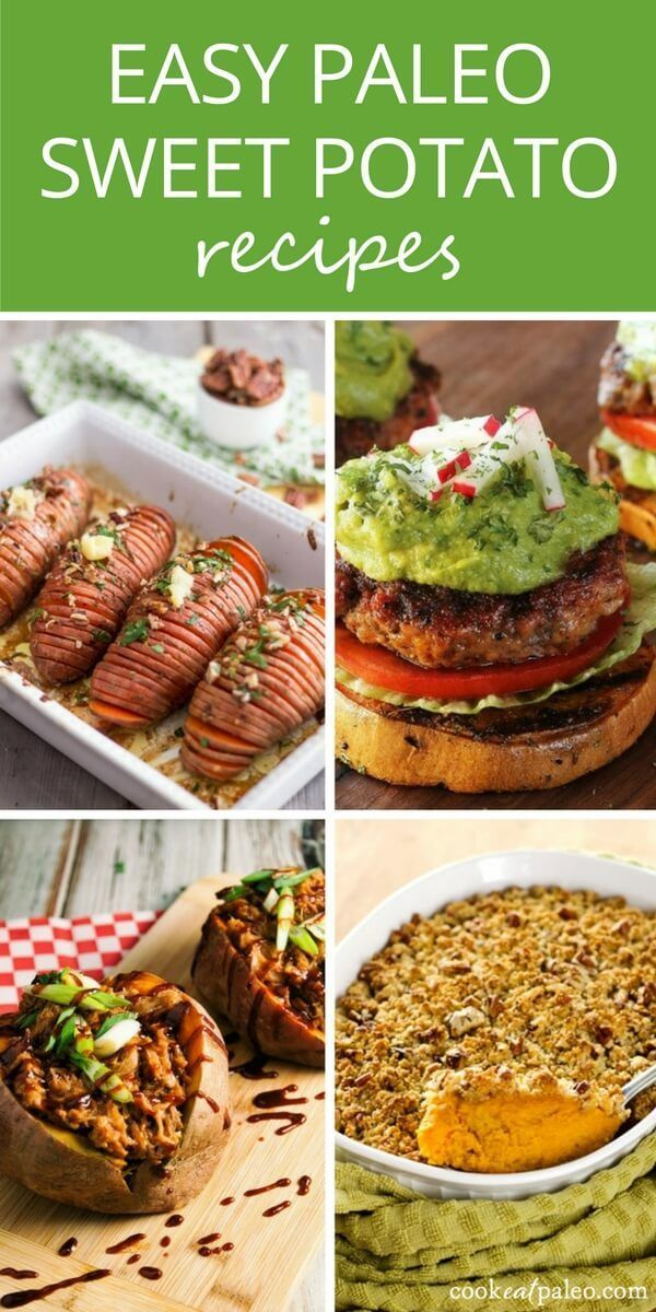 11 Easy Paleo Sweet Potato Recipes Paleo Sweet Potato Recipes Paleo Sweet Potato Sweet Potato Recipes