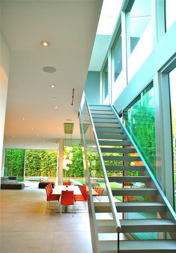 8 best Minimalist Modern House on 24th St Brentwood by Steven Kent