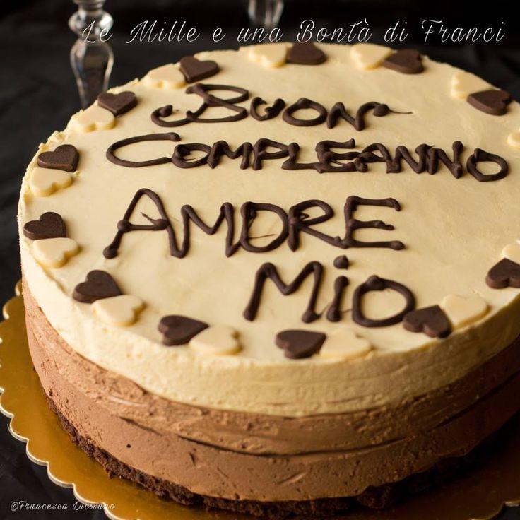 Con questa torta ho fatto una sorpresa al mio fidanzato... Vi assicuro che l'effetto e la bontà sono garantiti!
