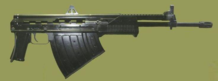 Modern Firearms - QBS-06 underwater assault rifle (PR China)