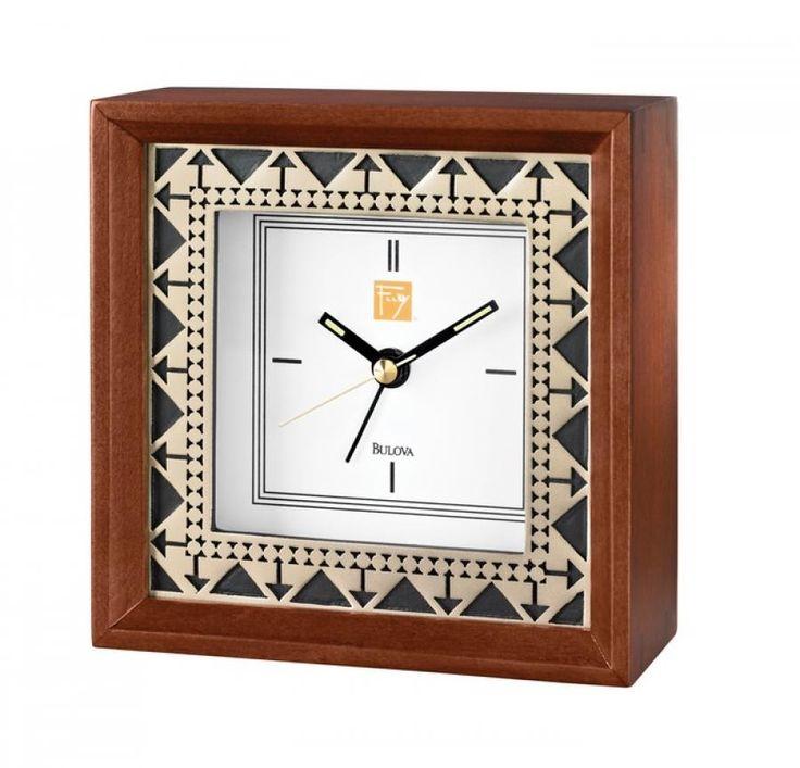 Found it at Clockway.com - Bulova Alarm Clock - GTB31081