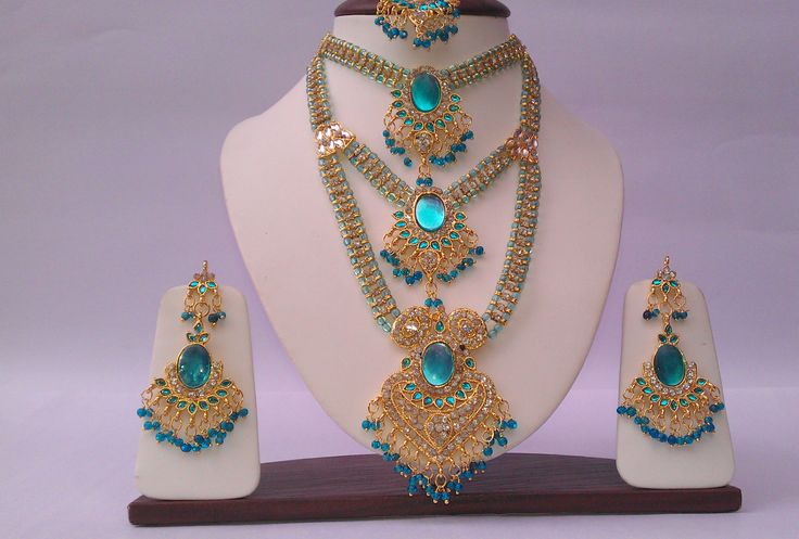 Bridal Necklace Set Only For Rs.599