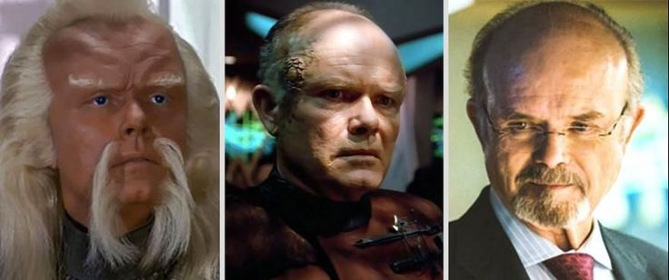Catching Up with 3-Time Trek Guest Kurtwood Smith   If someone ever fields a character actor all-star team Kurtwood Smith would be a star among stars. Whatever role he plays the actor makes it his own and hes done so for four decades. Cases in point: the hiss-worthy Clarence Boddicker in RoboCop the forever-grumpy Red Forman on That 70s Show the authoritarian Mr. Perry in Dead Poets Society the baffled sympathetic Henry Langston on Resurrected and the manipulative Vernon Masters on Agent…