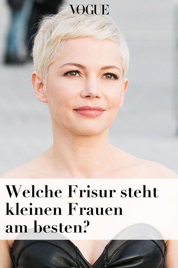 Die Beste Frisur Fur Frauen Mit Kleiner Statur Coole Frisuren Frisuren Leuchtende Haut