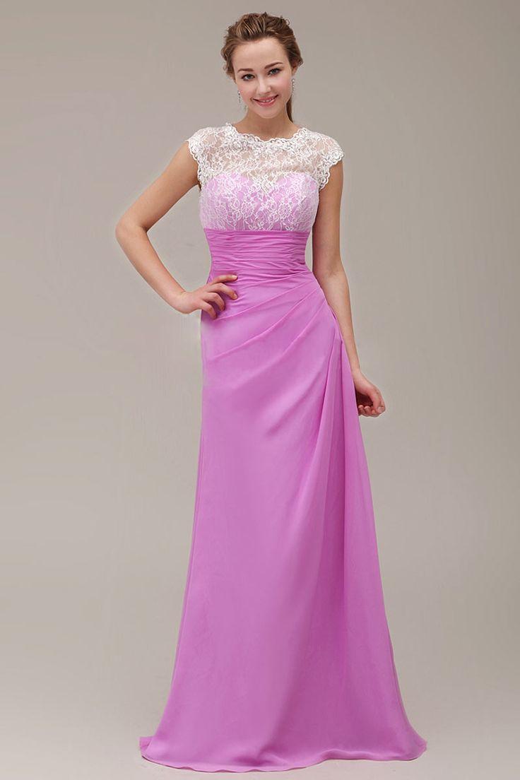 25 best Robe pastel:robe de soirée longue élégante images on ...